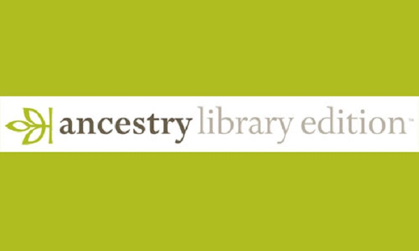 Ancestry Library Edition & Local History Resources